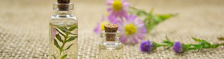 Ätherische Öle werden aus Pflanzen extrahiert. Sie finden als Hausmittel gegen unzählige Beschwerden Verwendung.