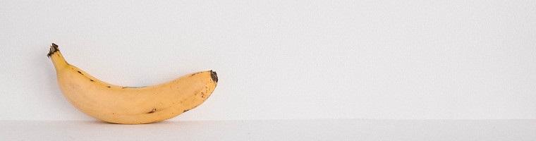 Bananenschale als Hausmittel gegen Warzen?