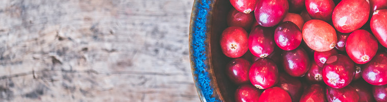 Cranberrysaft als Hausmittel gegen Blasenentzündung